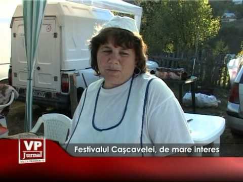 Festivalul Caşcavelei, de mare interes