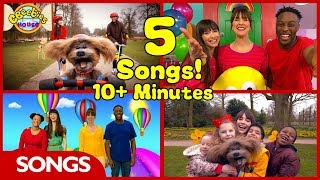 CBeebies House Songs | 10 Minute Song Compilation