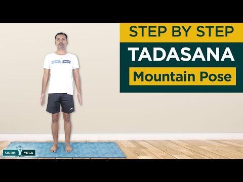 Tadasana (Mountain Pose)