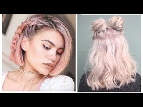 Amazing DIY Hairstyles Tutorial Compilation | Back To School Heatless Hairstyles