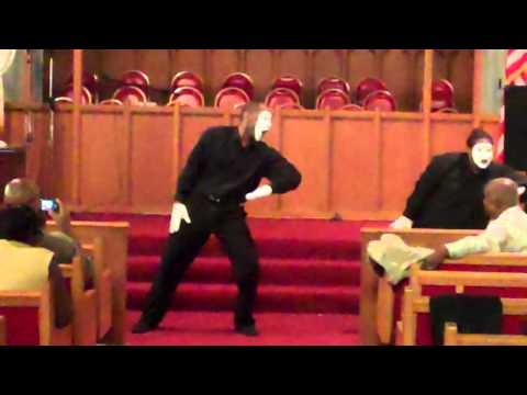 Covenanted Praise Mime Ministry – The Affirmation and Faithful to Believe