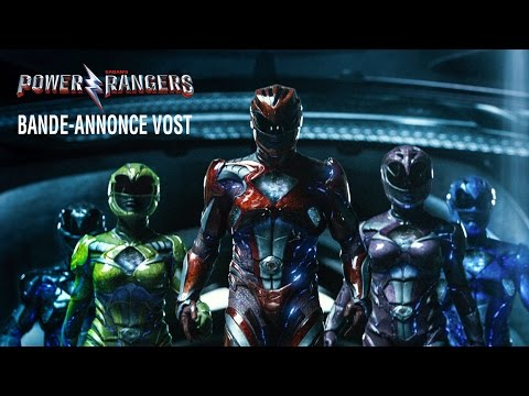 POWER RANGERS - Bande annonce - VOST