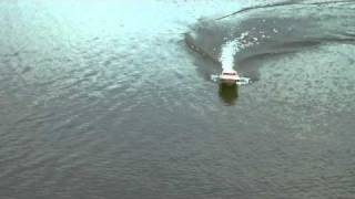 Catching Fish With RC Boat