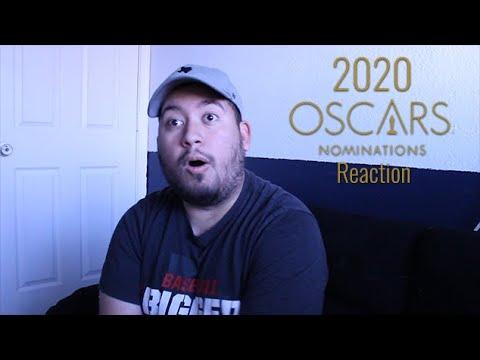 2020 Oscar Nominations LIVE Reaction