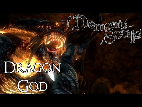 Dragon God - Demon's Souls