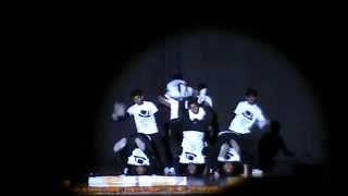 best of zest'15 checkmate dance| army theme dance