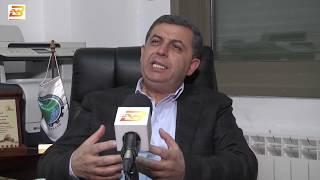 لقاء خاص مع رئيس جمعية رجال الأعمال الفلسطينيين أسامة عمرو-أخبار المال والأعمال على قناة BNEWS