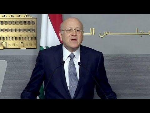 Lebanon Prime Minister and cabinet resign