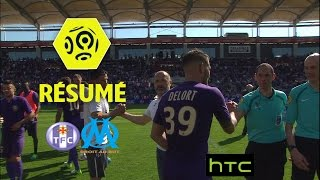 Video Toulouse FC - Olympique de Marseille (0-0)  - Résumé - (TFC - OM) / 2016-17 MP3, 3GP, MP4, WEBM, AVI, FLV Agustus 2017