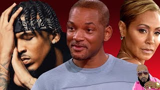 Will Smith Made August Alsina Say Nunya ISN'T About CHEATING With Wife Jada Pinkett Fans Clap Back