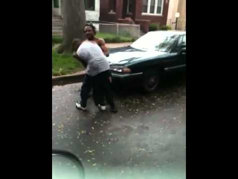 Wild 100's Chicago hood fight