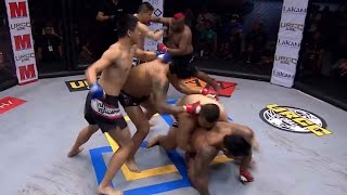 3-on-3 | URCC 77 Raw Fury