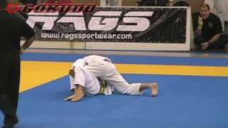 Bixente Lizarazu bei der Jiu-Jitsu-Europameisterschaft (2009)