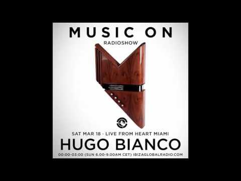 Hugo Bianco play GruuvElement's - Pure House @music on Miami 2017
