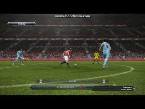 Paul Scholes Goal From 50 Yards, This Is Amazing. HD720