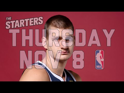 Video: NBA Daily Show: Nov. 8 - The Starters
