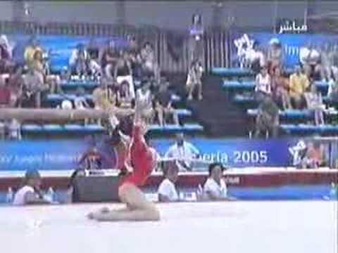 Giochi del Mediterraneo 2005 Almeria - Corpo Libero