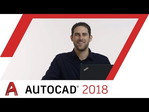 Some of the new and enhanced features in AutoCAD LT. (video: 2.55 min.)