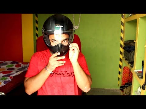 Steelbird Adonis Classic Full Face Helmet Unboxing And Review | Cheap and Best