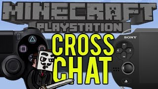 Minecraft Playstation Vita and Playstation 4 (Cross Console Chat)