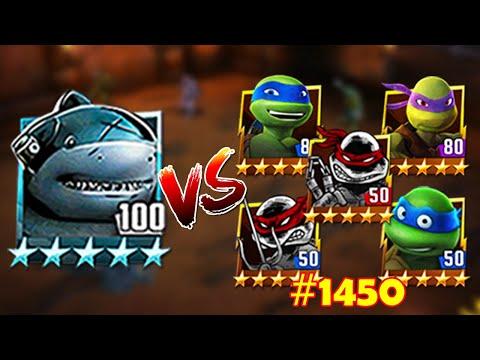 Teenage Mutant Ninja Turtles Legends - Part 1450