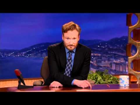 Conan vzdává hold Finsku