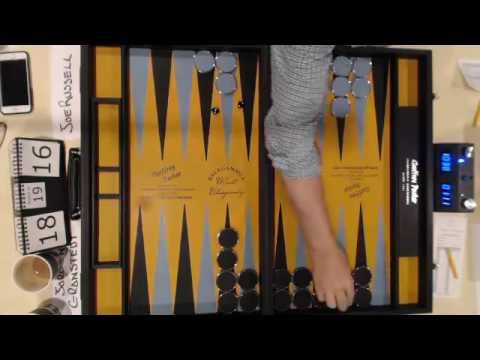 2016 Backgammon World Championship Final - Game 24 (Abridged)