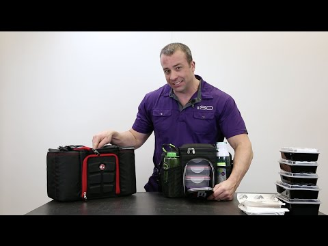 Isobag 3 Meal vs 6 Pack Bags Innovator 300