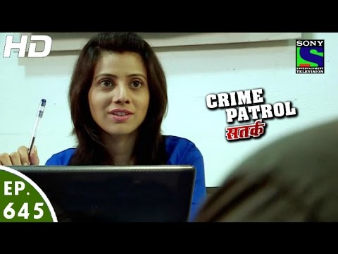 Crime Patrol - क्राइम पेट्र�