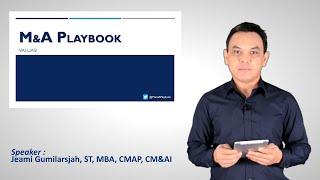 Valuasi Merger dan Akuisisi - M&A Playbook