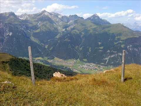 Rund um das Nösslachjoch Gries am Brenner, Steinach, Trins