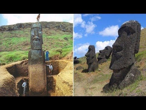 Creepiest and Most Mysterious Ancient Places