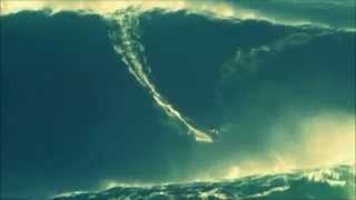 Surf extremo en Portugal