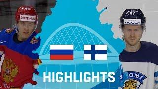 Россия - Финляндия5-3