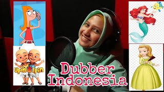 Video Dubber Upin Ipin versi Indonesia, Princess Amber Sofia The First, Candace Phineas & Ferb, dll, MP3, 3GP, MP4, WEBM, AVI, FLV September 2018