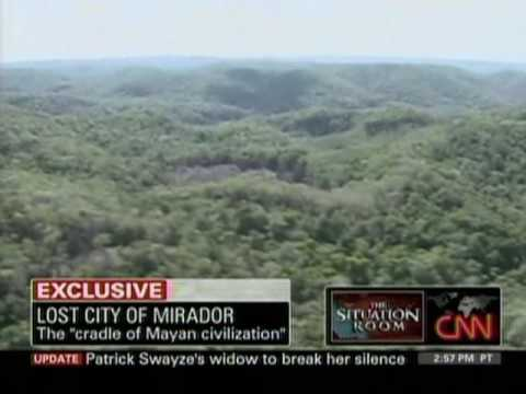 Mayan - CNN - The Best News on the Planet -------- Check out ALL the Mirador videos http://www.cnn.com/video/#/video/world/2009/10/23/baldwin.mirador.forgotten.maya....