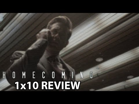 Homecoming Season 1 Episode 10 'Stop' Finale Review/Discussion
