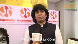 Mandolin Rajesh at Mandolin Shrinivas Birth Anniversary Press Meet