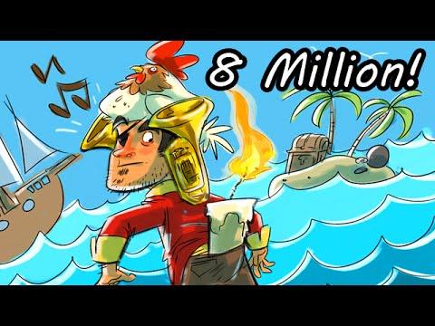 captainsparklez - Previous video: https://www.youtube.com/watch?v=UUYa_1rP2Mk Subscriber Milestones playlist ▻ http://www.youtube.com/playlist?list=PLSUHnOQiYNg2FOc86Xv5Buz6L1EHFX-4_ ○ Merch: http://shop.maker...