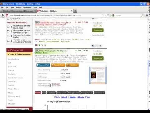 How To Make Money Online With ClickBank-Best Free Affiliate Marketing Software 2013