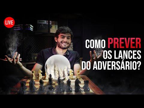 Como prever os lances do adversário no xadrez?