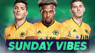 Wolves Will Get Into The Champions League Because... | #SundayVibes by Football Daily