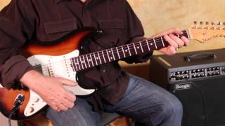 Rhythm Guitar Lesson - Chord Inversions and Embellishments w Session Ace Tim Pierce