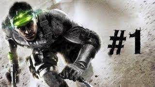 Splinter Cell Blacklist Gameplay Walkthrough Part 1 - Intro