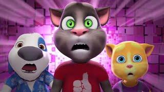 Video 💥A DANGEROUS GAME - Talking Tom and Friends Special Feature Cartoon MP3, 3GP, MP4, WEBM, AVI, FLV Agustus 2019