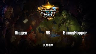 Diggen vs BunnyHoppor, game 1