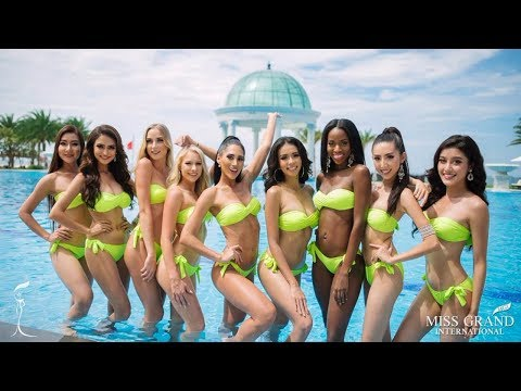 Miss Grand International 2017 Swimsuit Competition