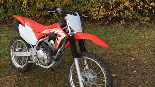 1. 2020 Honda CRF250F REDESIGN REVIEW!!!