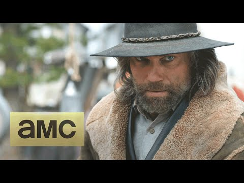 Hell On Wheels Season 5 (Promo 'Changing Sides')