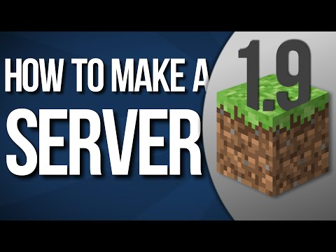 How to Make a Minecraft Server 1.8  [Animated Tutorial]